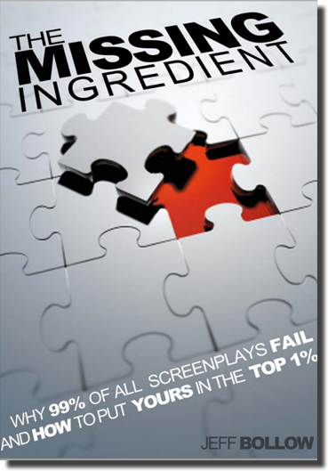 Free ebooks on screenwriting and writing screenplays creative ebook 4 the missing ingredient fandeluxe Gallery