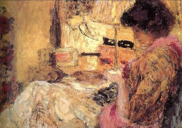by Jean Edouard Vuillard