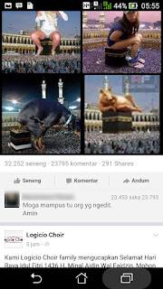 like, pengemis, facebook, agama, publik figur, publik, figur, Indonesia