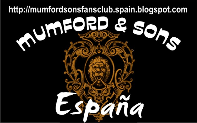 Mumford &amp; Sons Fans Club Spain