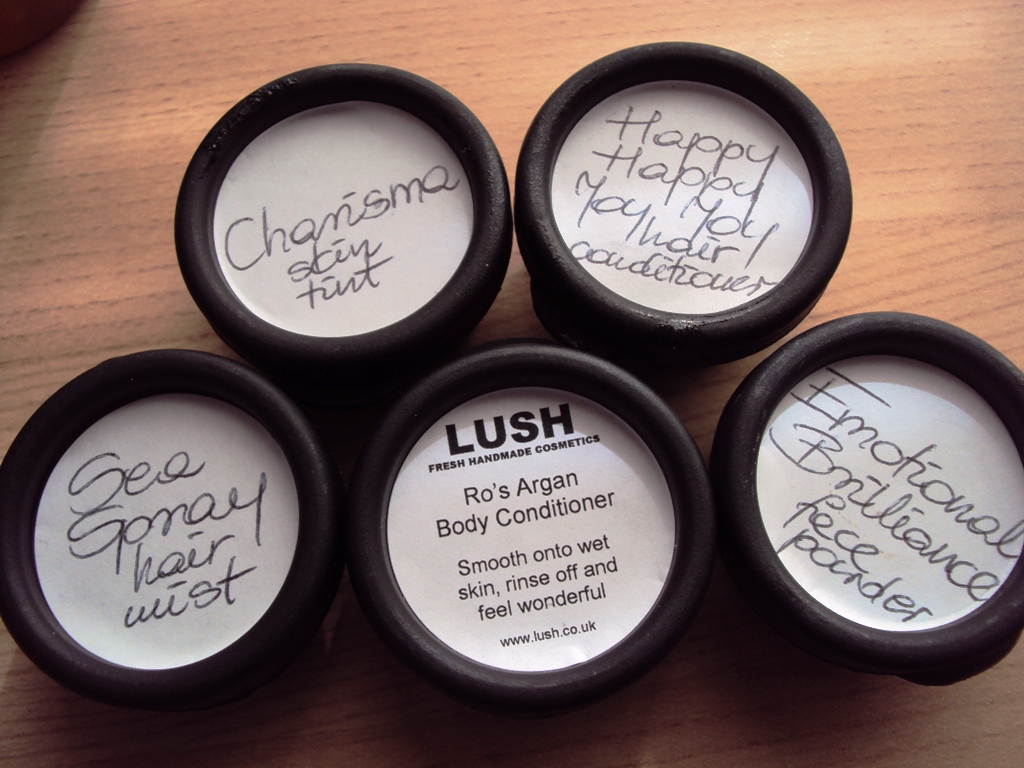 canadian beauty reviews lush haul august 2012