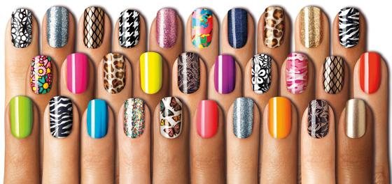 Tavolini Nails : Unhas lindas e sem alergia diário do figurino