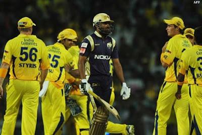 Mahendra Singh Dhoni, Jacques Kallis, Live Cricket Scores, Fastest Scorecard, Match Report, Live Score Cricket, IPL 2011 Match Report, Live Match Score, IPL Season 4, IPL