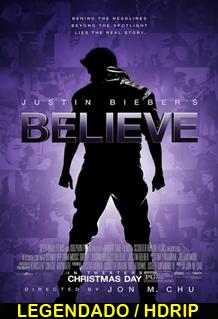 Assistir Justin Bieber's Believe Online Legendado