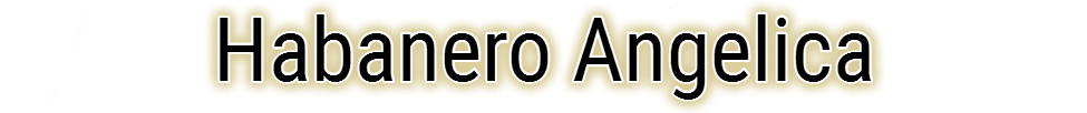 Habanero Angelica | Suggerimenti Ecosostenibili & Cosmesi Eco Bio
