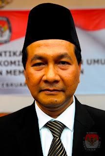 Ir Arif Rahman Hakim, MS - Sekjen KPU RI