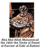 Abū ʿAbd Allāh Muḥammad ibn Jābir ibn Sinān al-Raqqī al-Ḥarrānī al-Ṣābiʾ al-Battānī
