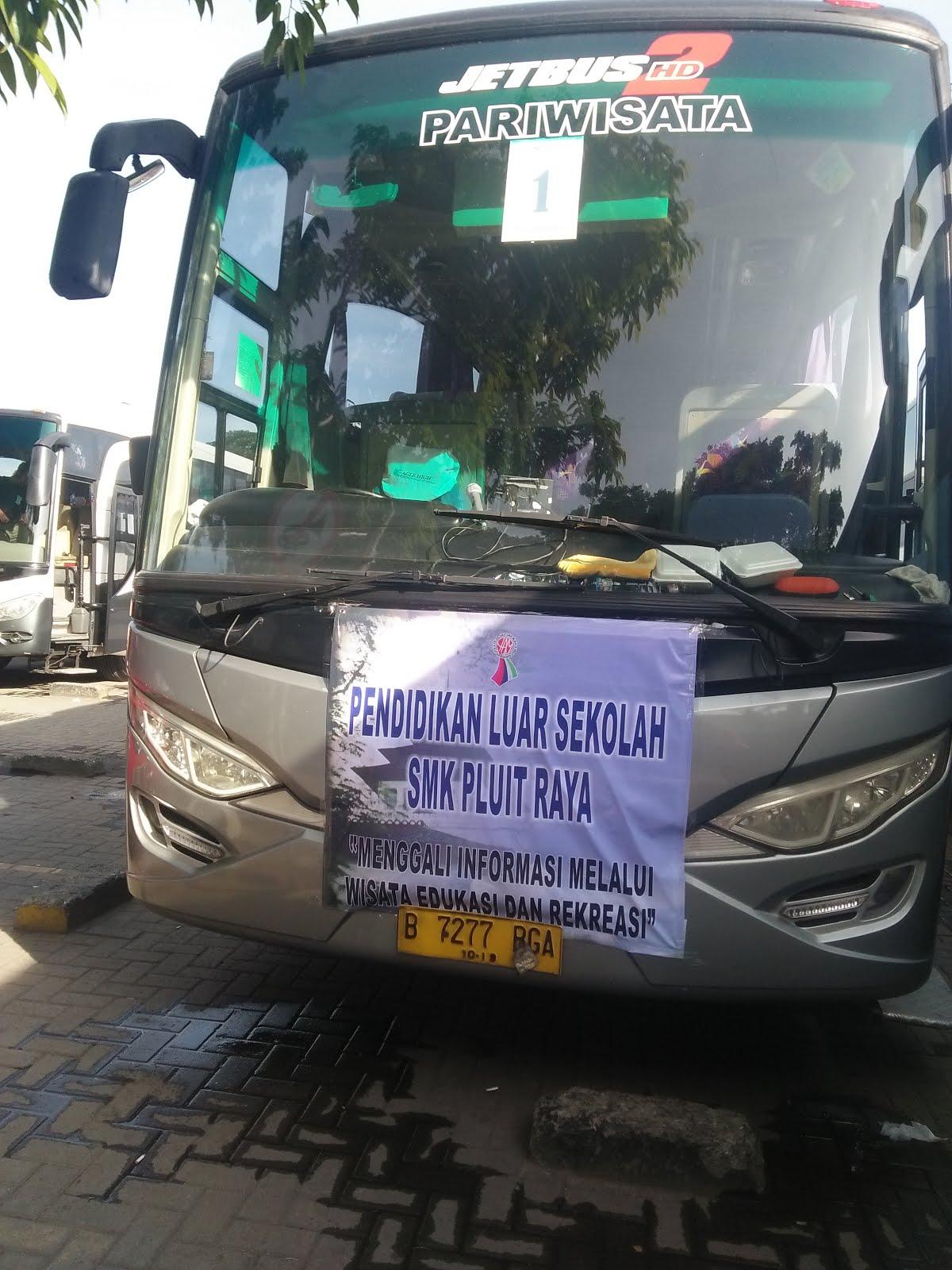 Pls /study tour SMK Pluit Raya 2017