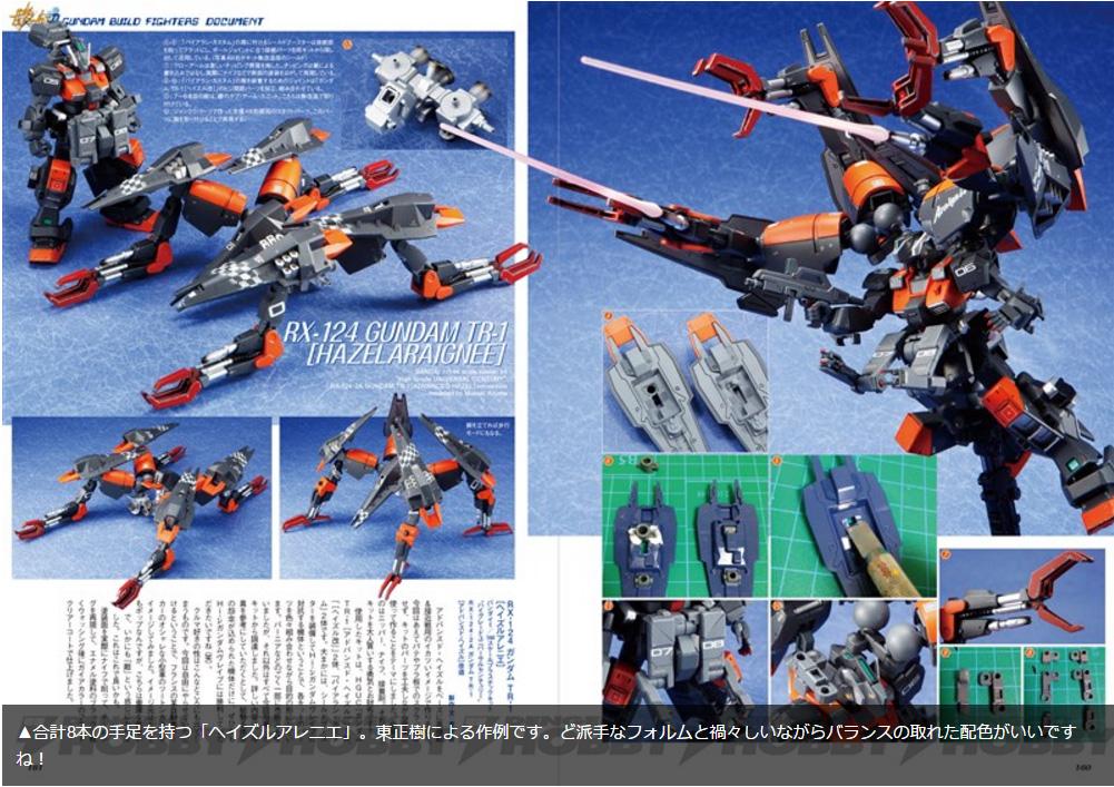 Gundam guy gundam build fighters d complete file book for Domon in gundam build fighters