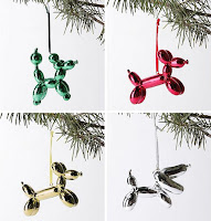 Balloon Dog Ornament