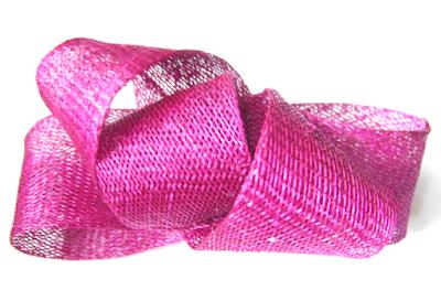 Ruban Rose de Capelio