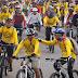 Komunitas Sepeda Karawang Kampanye Bike To Work