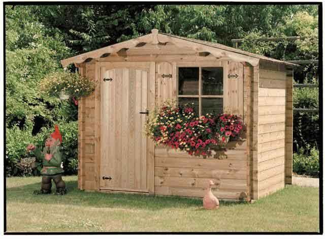 Extend home casitas de jard n para ni os for Casitas jardin ninos baratas