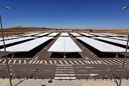 'Bandara Hantu' di Spanyol Siap Dijual