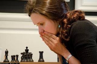 Echecs aux USA : Anna Zatonskih à l'arraché !