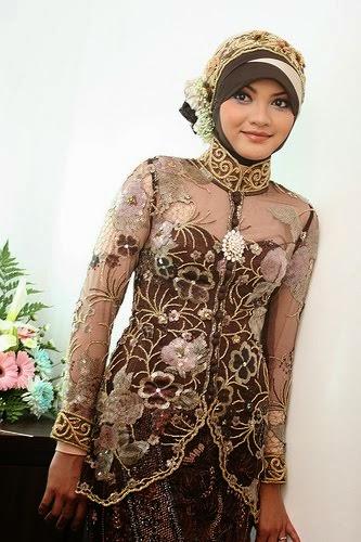Model Kebaya Muslimah Terbaru