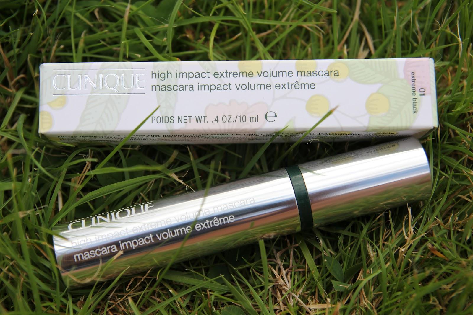 Review: Clinique High Impact Extreme Volume Mascara - Fleur De Force