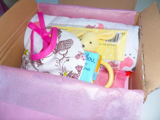 Ma Petite Boîte Le Koutchoulou : Box enfant de 0 à 3 ans