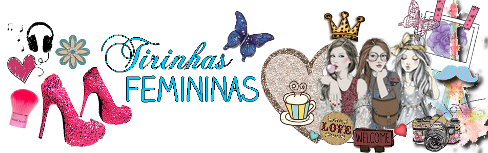 Tirinhas Femininas