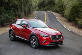 review spesifikasi mazda cx-3