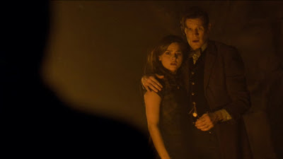 Doctor Who, The Name of the Doctor, Matt Smith, Jenna-Louise Coleman, John Hurt, Eleventh Doctor, Clara Oswald