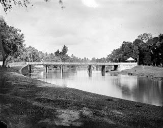 Jembatan Loji Kota Pekalongan Tempo Dulu