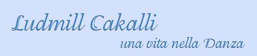 Ludmill Cakalli, una vita nella Danza