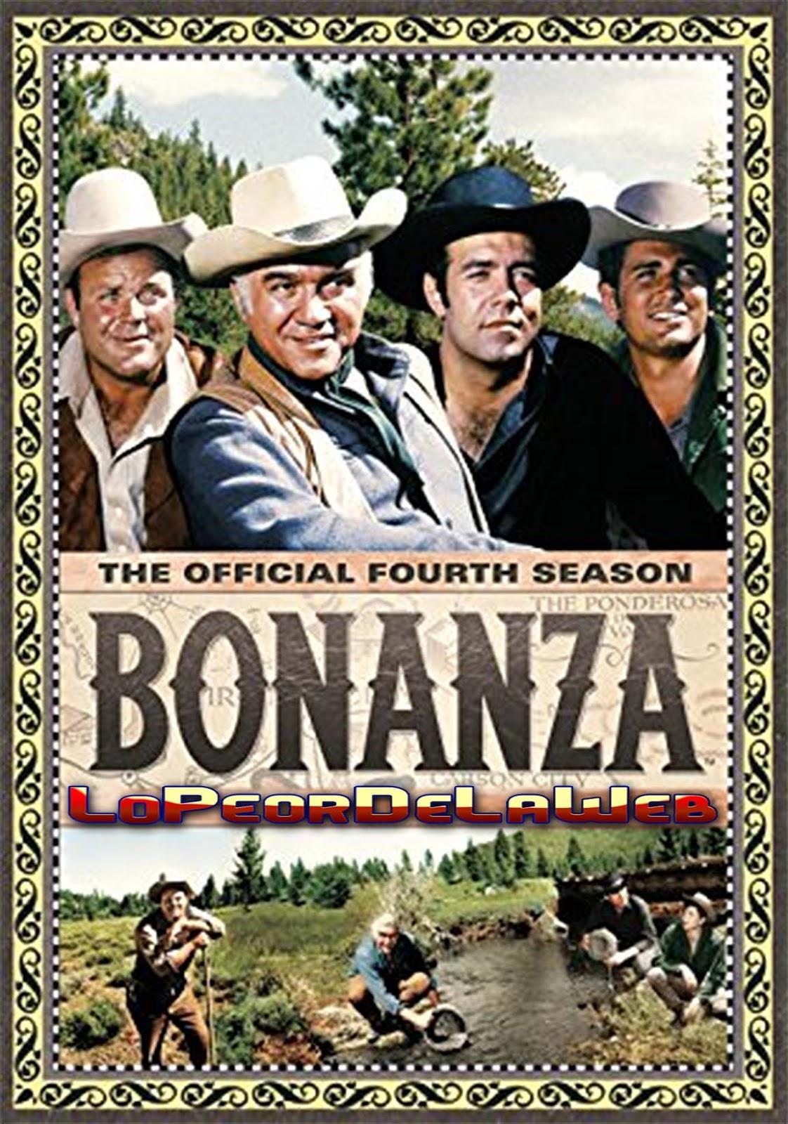 Bonanza - Temp. 4 Ep 06 a 10 (Latino)