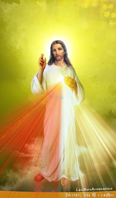 divina misericordia jesus en ti confio