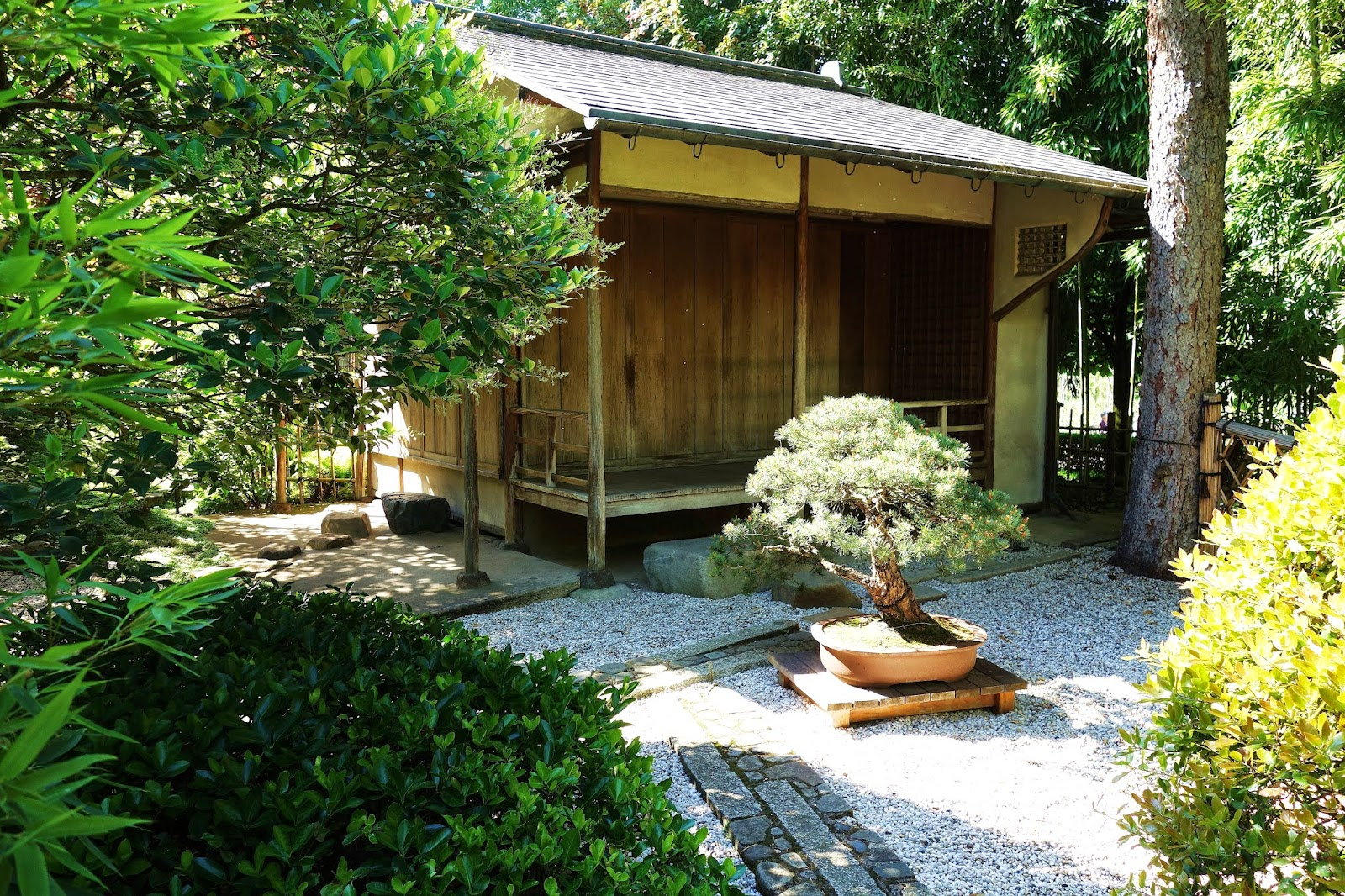 Paris : Village et jardin japonais au Musée Albert Kahn - Boulogne ...