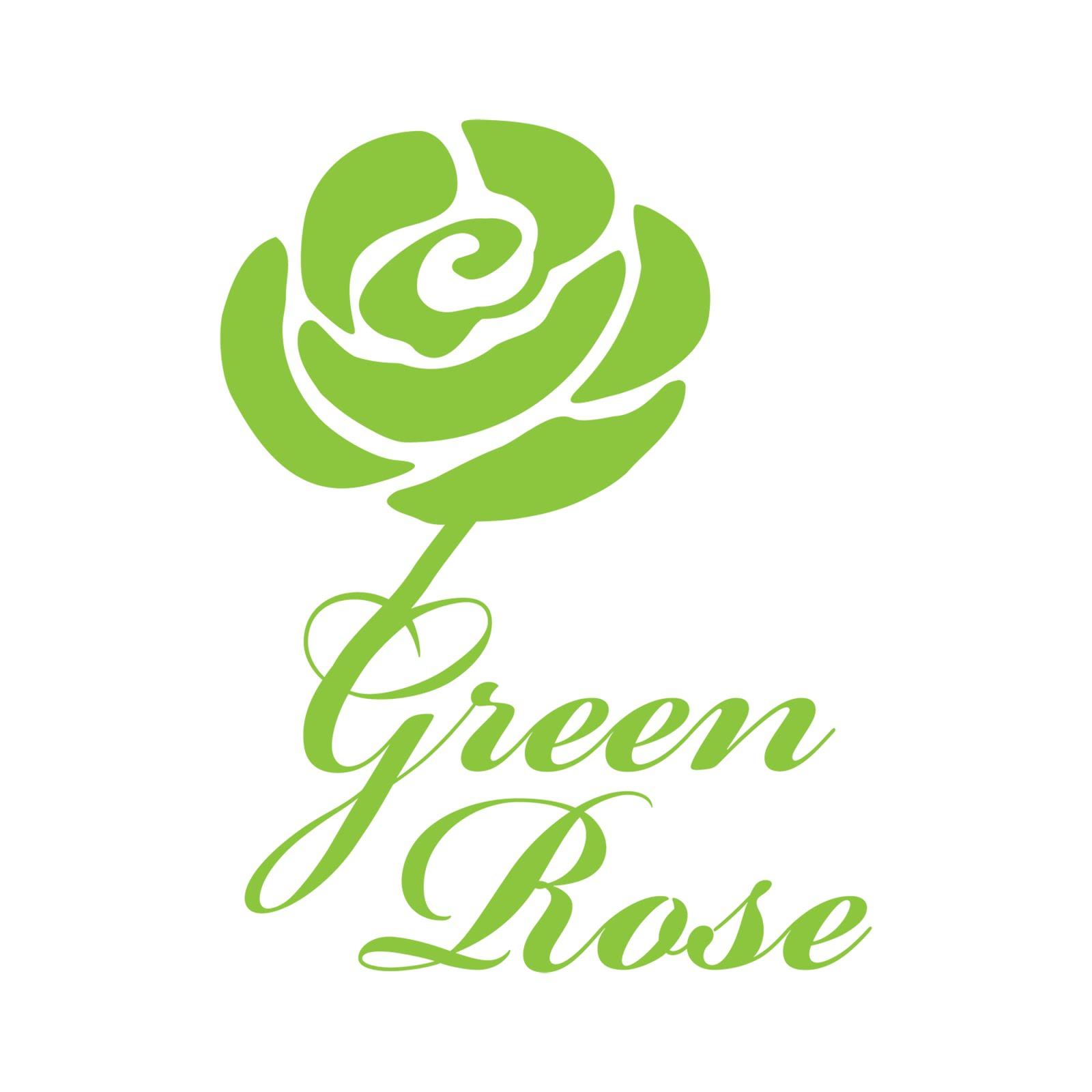 Garderoba Green Rose