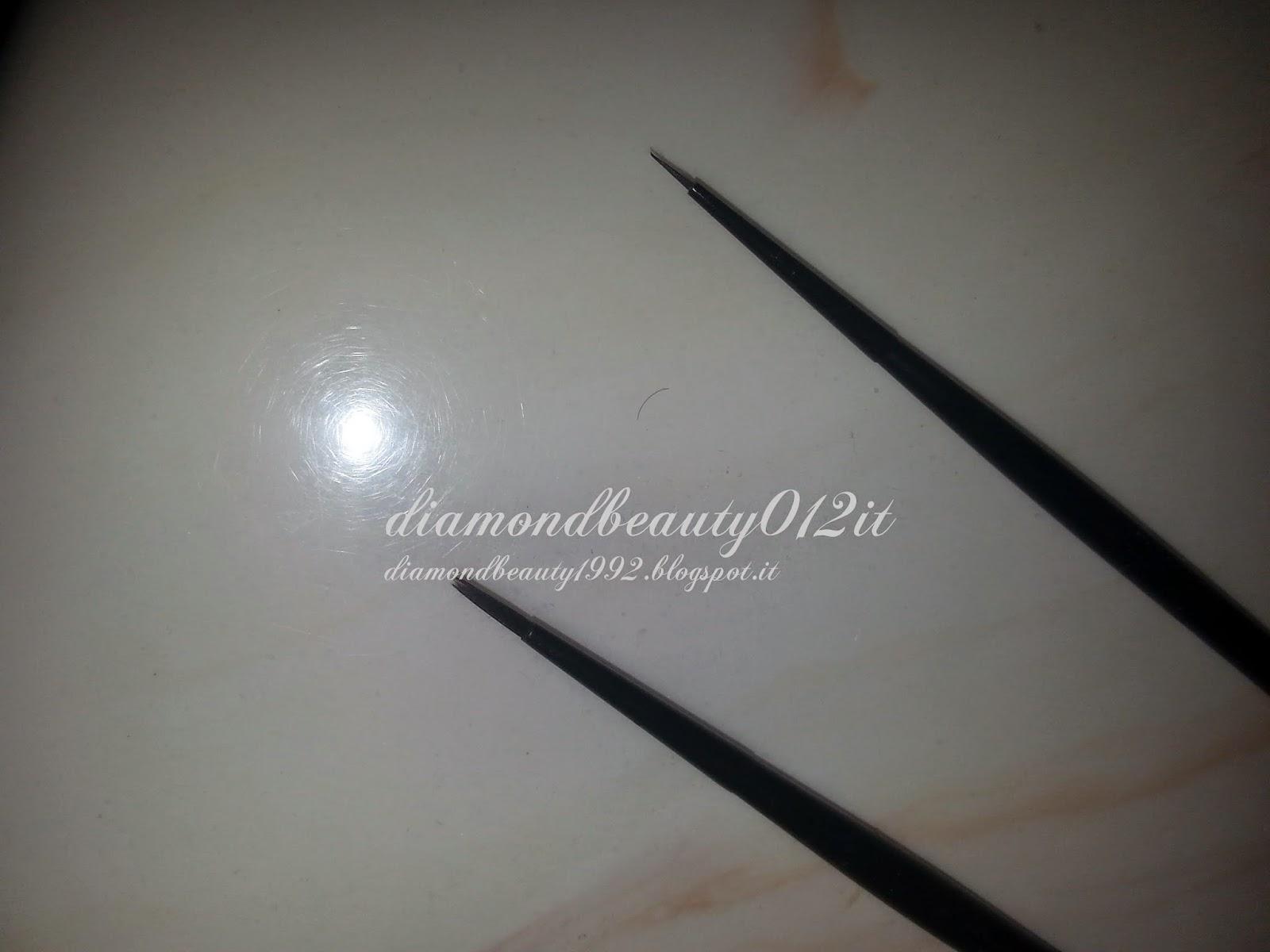 pennelli con setola sintetica di qualità