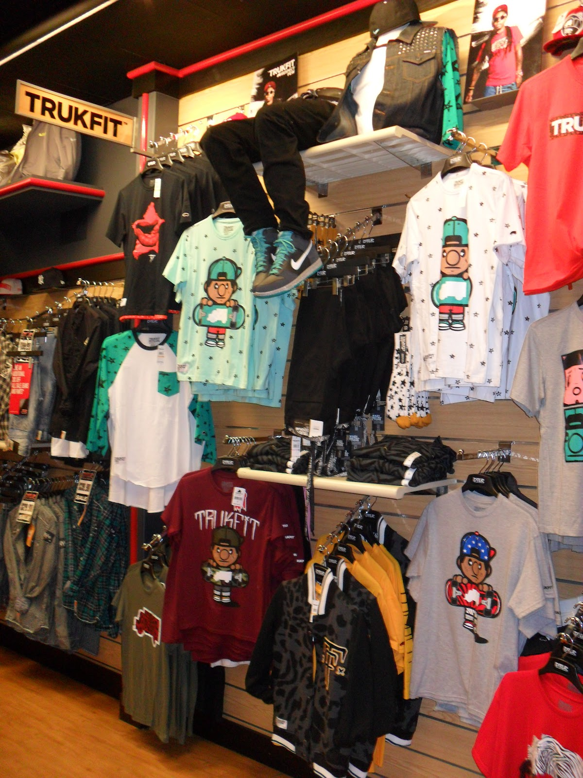 Hip hop clothing stores in raleigh nc