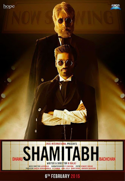 Shamitabh - 2015 Movie Poster HD