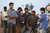 Oohalu Gusa Gusalade movie Working stills-thumbnail-8