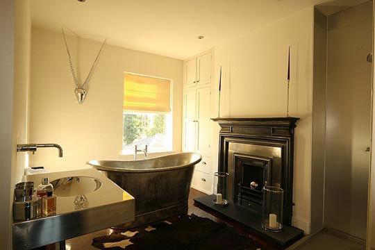 Luxury goes living gennaio 2012 for Georgian bathroom ideas