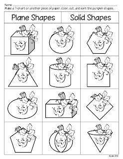 First grade a la carte october 2011 for Spookley coloring pages