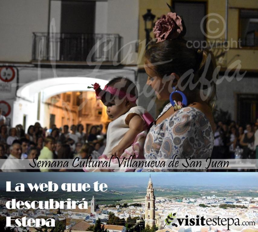 Semana Cultural. Desfile de Trajes Flamencos 2017
