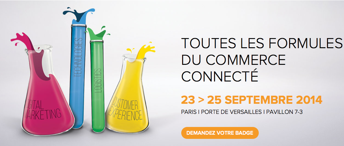 Salon ecommerce paris