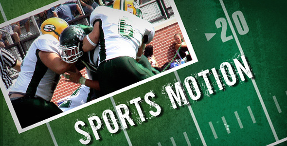 VideoHive Sports Motion