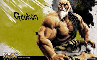 #39 Street Fighter Wallpaper