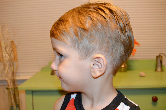 Причёски для мальчиков 1 года