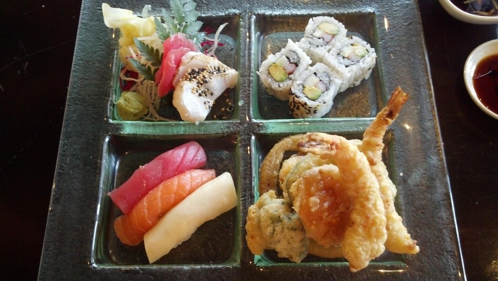 Atlanta etc marilyn wolf 39 s food blog and restaurant blog for Blue fish sushi thai