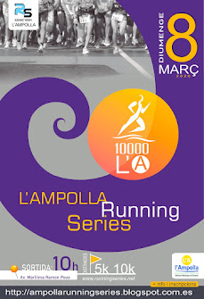 Running Series L'Ampolla