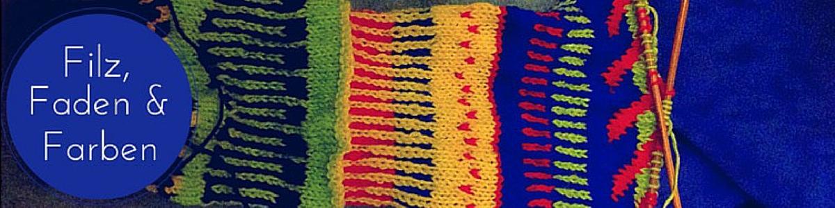 Filz, Faden und Farben    Handmade by Mangra