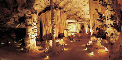 Cavernas Cango – África do Sul