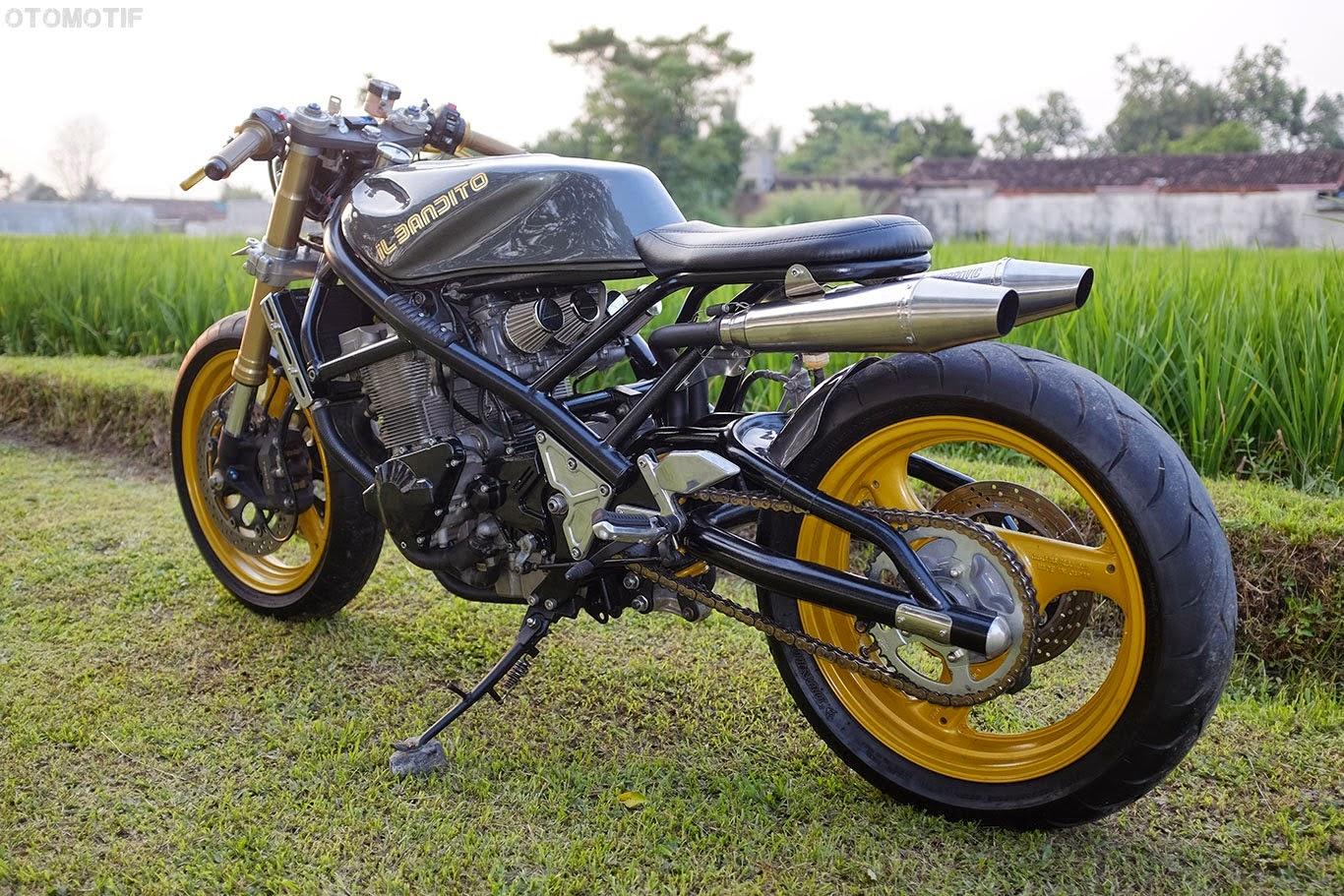 99garage | Cafe Racers Customs Passion Inspiration: Suzuki Bandit GSF 1200 Tribute GS1000R