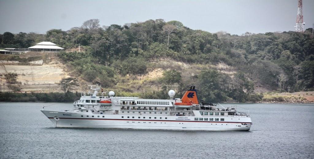 Gatun Lake Panama Bremen