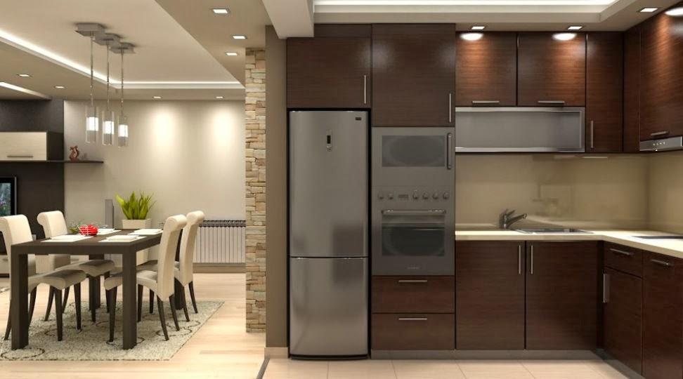 Кухня 3D - 1