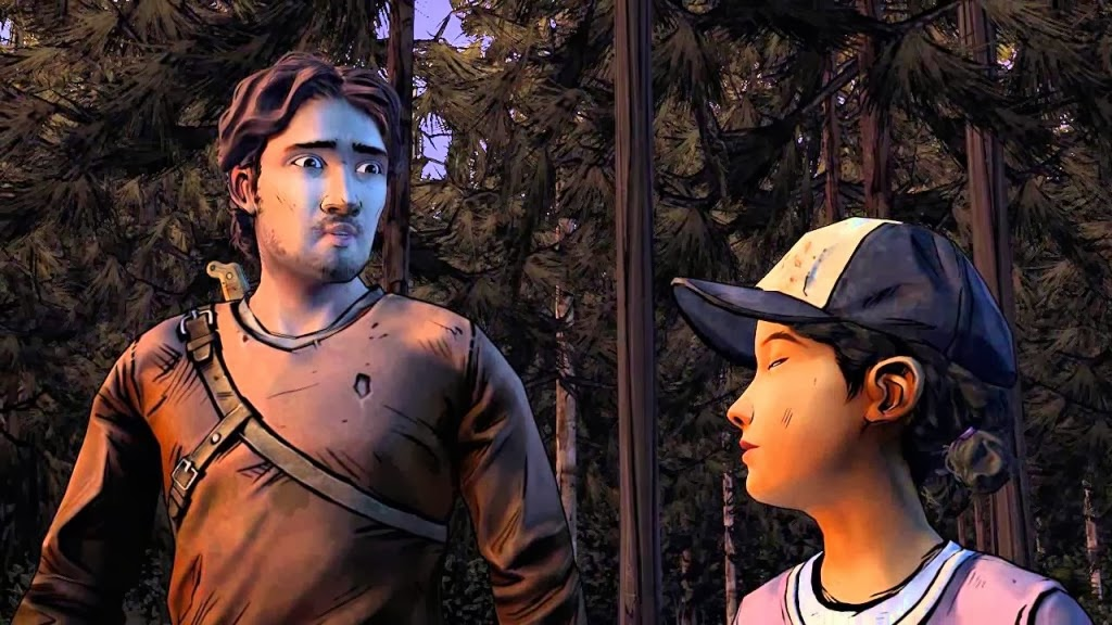 Telltale Games The Walking Dead: Season Two Episode 2 A House Divided